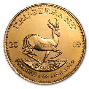 Photo de Krugerrand - Pièce en or